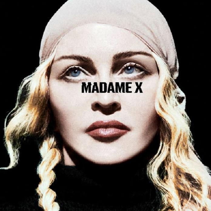 Capa Madonna Madame X