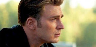 Capitão América chorando em Vingadores Ultimato