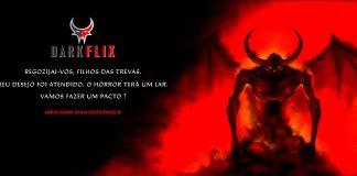 Darkflix serviço de streaming filme de terror
