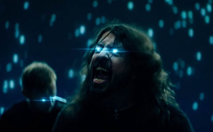 Dave Grohl Foo Fighters Clipes