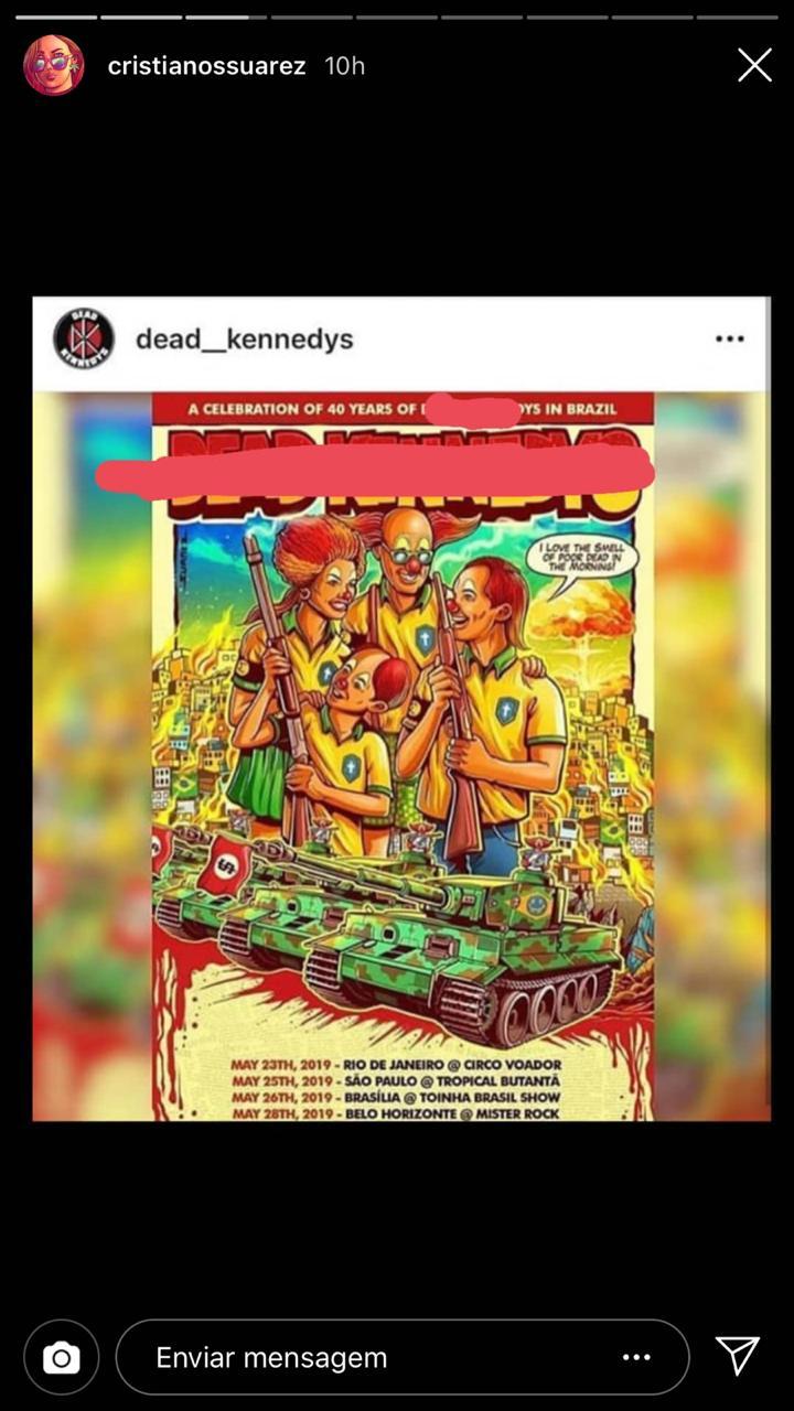 Dead Kennedys Cristiano Suarez 2