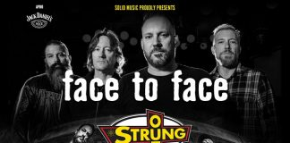 Face to Face e Strung Out no Brasil 2019