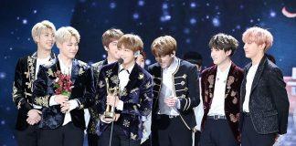Grupo de K-pop BTS