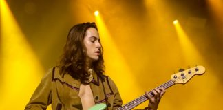 Sam Kiszka, baixista do Greta Van Fleet