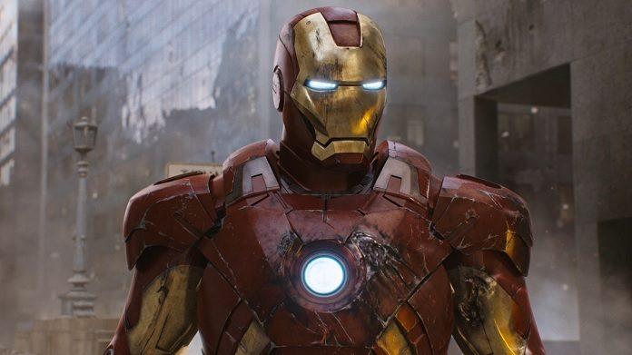 Iron Man da Marvel