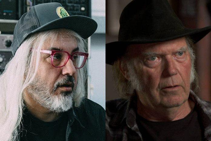 J Mascis e Neil Young