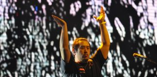 Joe Hahn do Linkin Park