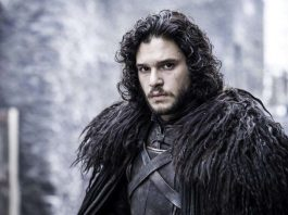 Jon Snow (Kit Harington) em Game of Thrones