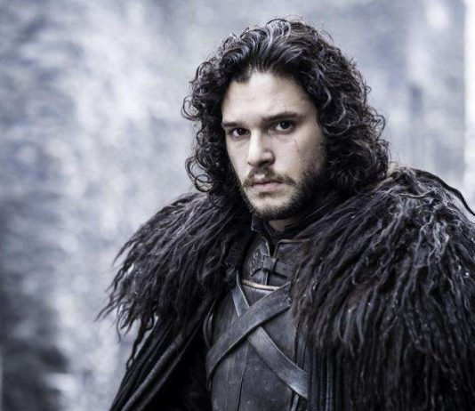 Jon Snow (Kit Harington) em Game of Thrones