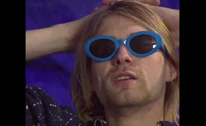 Kurt Cobain fala dos fãs do Nirvana