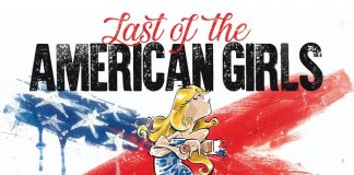 Livro ilustrado Green Day, Last Of The American Girls