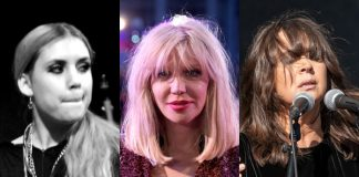Lykke Li, Courtney Love e Cat Power