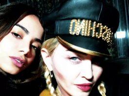 Madonna e Anitta