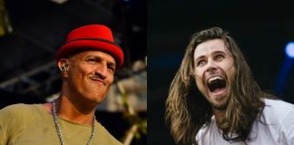Mano Brown e Ego Kill Talent no Rock in Rio