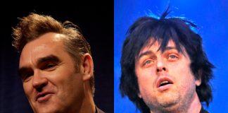 Morrissey e Billie Joe Armstrong