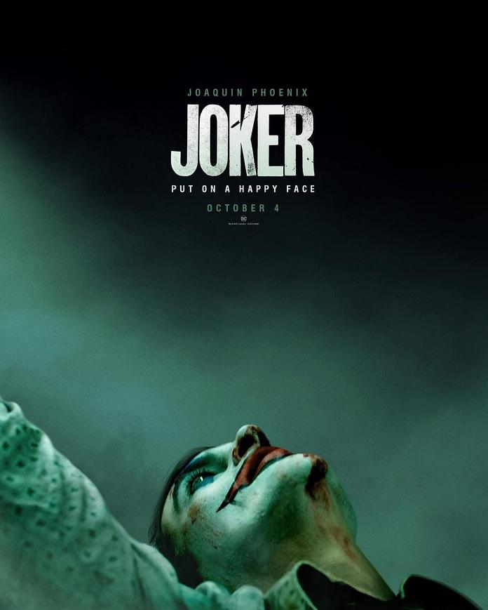 Poster Coringa com Joaquin Phoenix