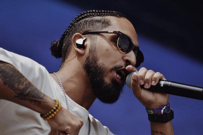 Rashid no Lollapalooza Brasil 2019