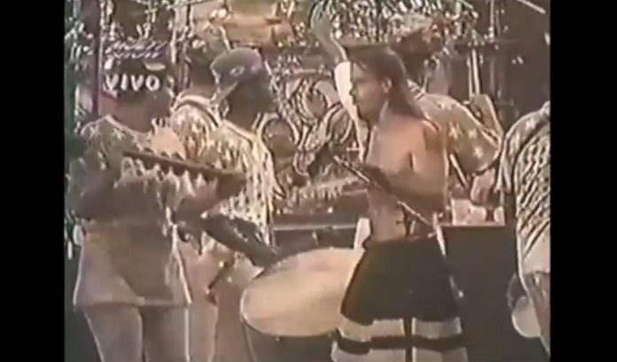 Red Hot Chili Peppers no Hollywood Rock 1993