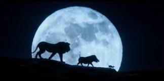 Rei Leão Novo Trailer