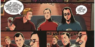 Rush Graphic Novel