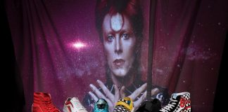 VANS x David Bowie no Brasil