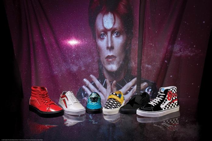 edb3149929d VANS x David Bowie  saiba tudo sobre lançamento da linha no Brasil