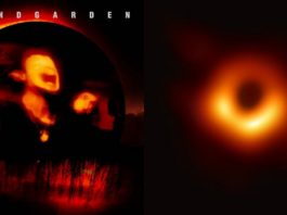 Soundgarden Superunknown e buraco negro