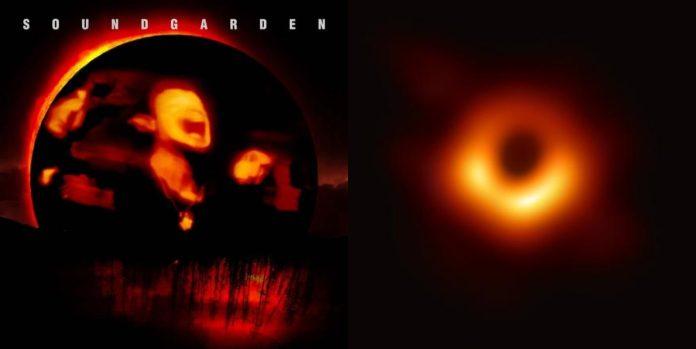 Soundgarden Superunknown e buraco negro