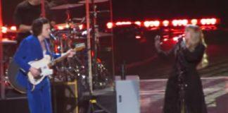 Stevie Nicks e Harry Styles