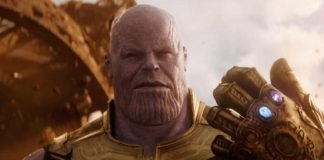 Thanos Vingadores Marvel
