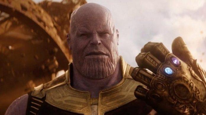 Thanos Vingadores Marvel
