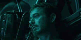Tony Stark (Robert Downey Jr) em Vingadores Ultimato