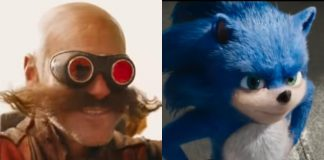 Trailer de Sonic com Jim Carrey