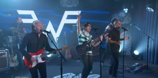 Weezer e Tears For Fears no Jimmy Kimmel
