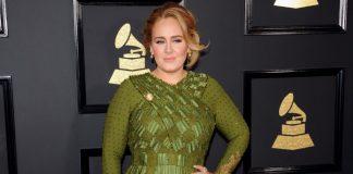 Adele no Grammy 2017