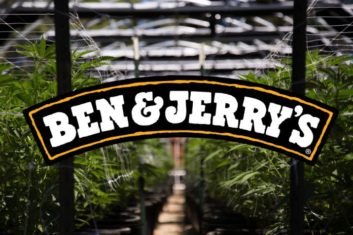 Ben And Jerry's e a indústria da cannabis