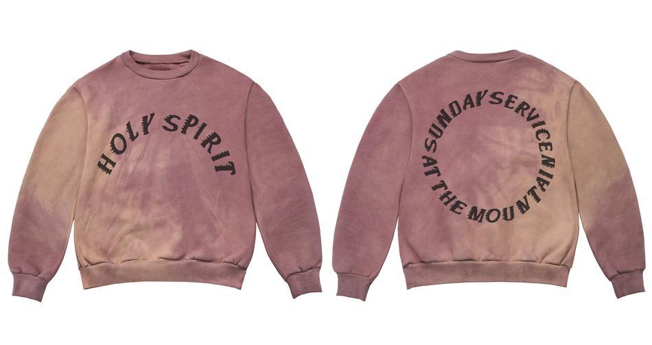 Espírito Santo: blusa de mil reais do Kanye West