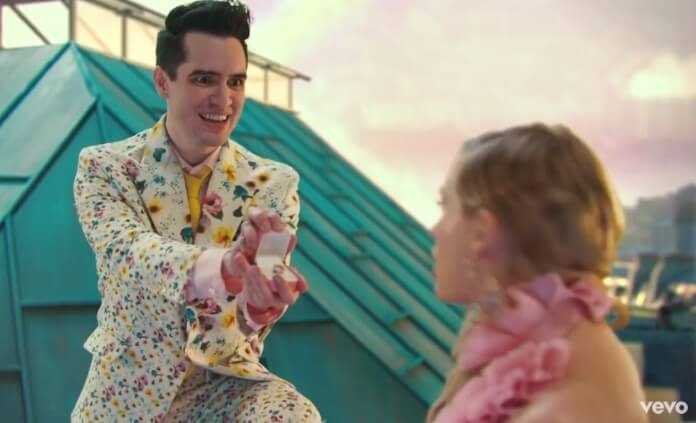 Brendon Urie e Taylor Swift