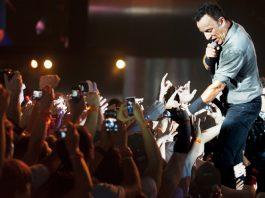 Bruce Springsteen no Rock In Rio 2013