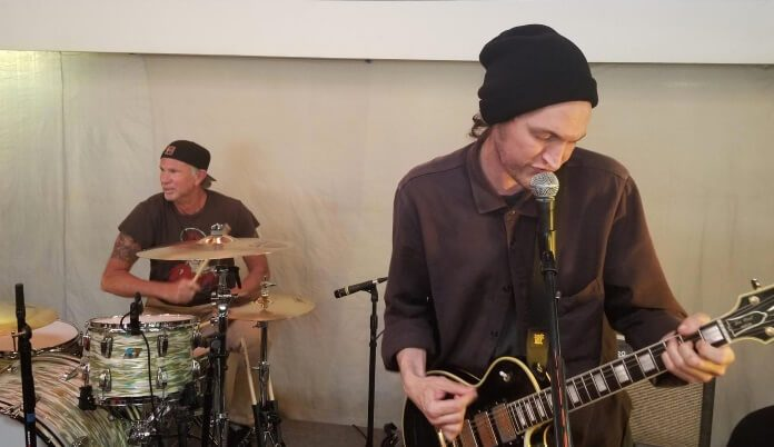 Chad Smith e Josh Klinghoffer