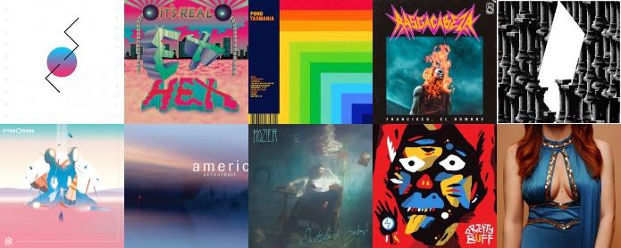 Lançamentos de discos de Março, 2019