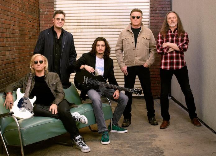 The Eagles em 2019