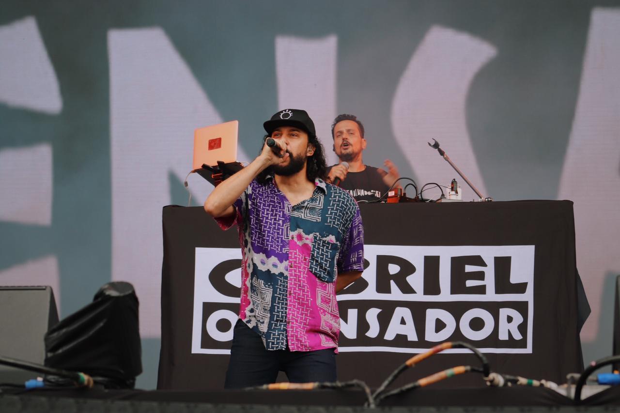 Gabriel, o Pensador no Lollapalooza Brasil 2019