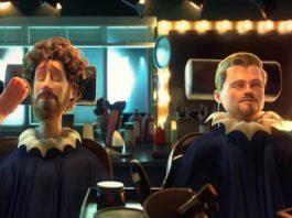 Lil Dicky e Leonardo DiCaprio