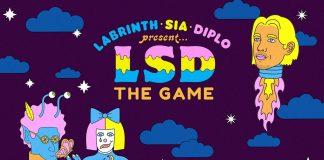 LSD, The Game