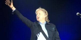 Paul McCartney em Curitiba, 2019