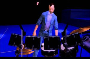 Phil Collins em Grand Theft Auto: Vice City Stories