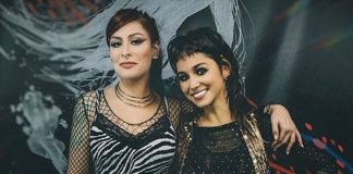 Pitty e Flaira Ferro