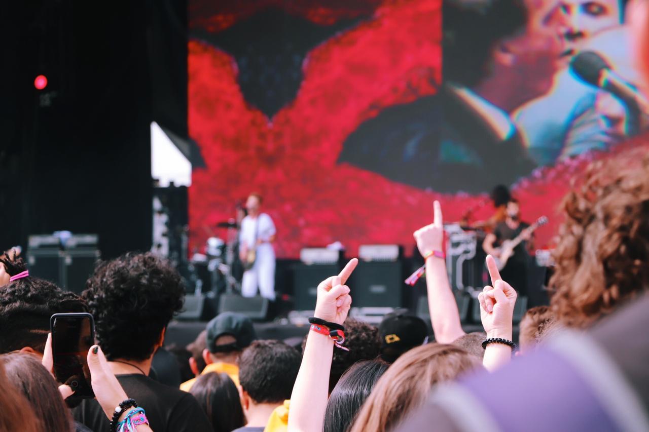 Scalene no Lollapalooza Brasil