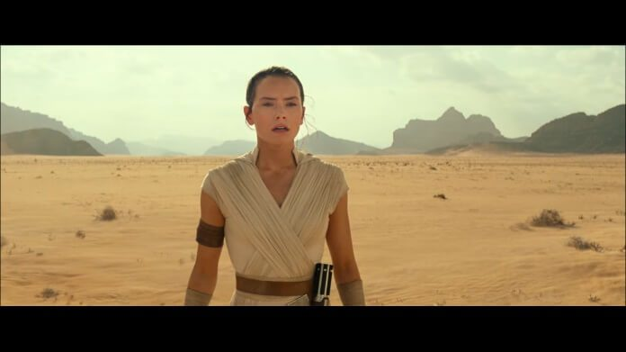 Star Wars: Episódio IX - The Rise of Skywalker